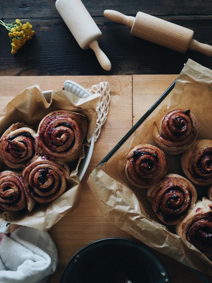 evafedeveka photography cake kanelbullar homemeade baking