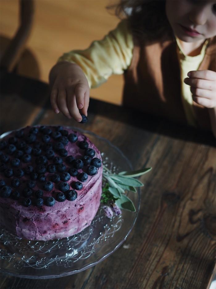 evafedeveka photography homemade vegetarian blueberry cake