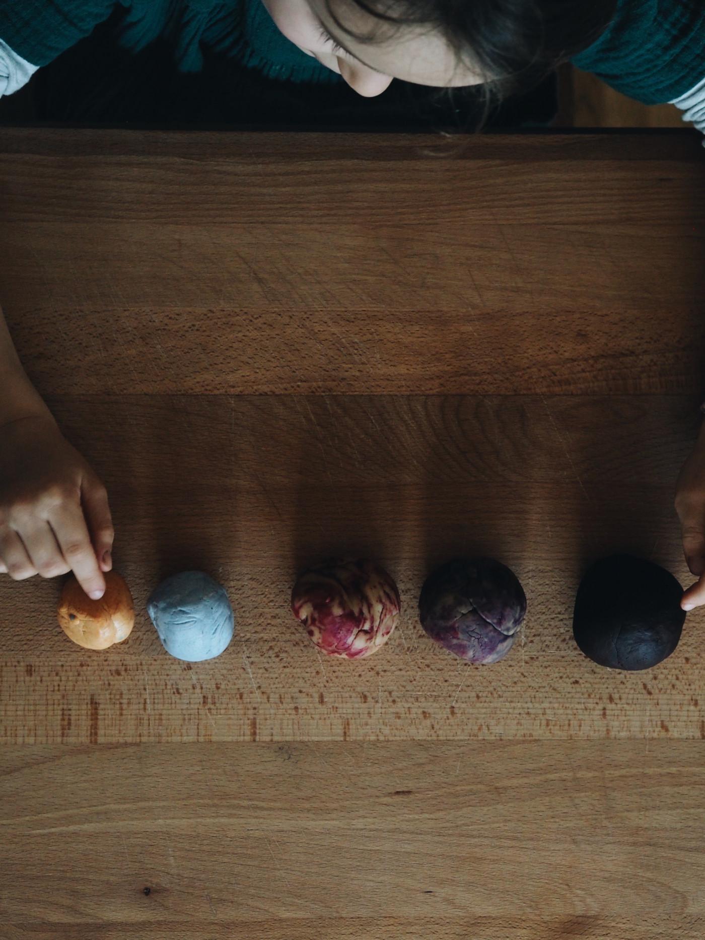 eva buchtaleck evafedeveka edible play dough