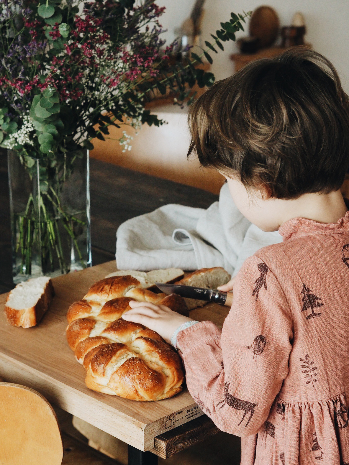 evafedeveka photography Eva Buchtaleck baking kids